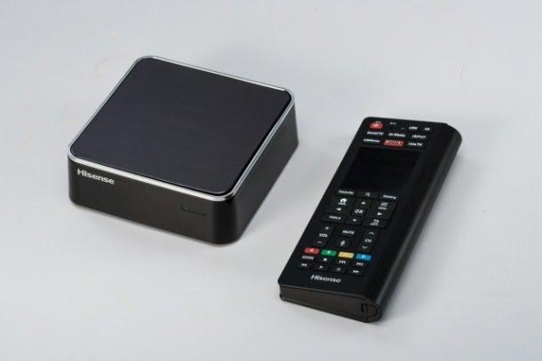 Hisense google tv